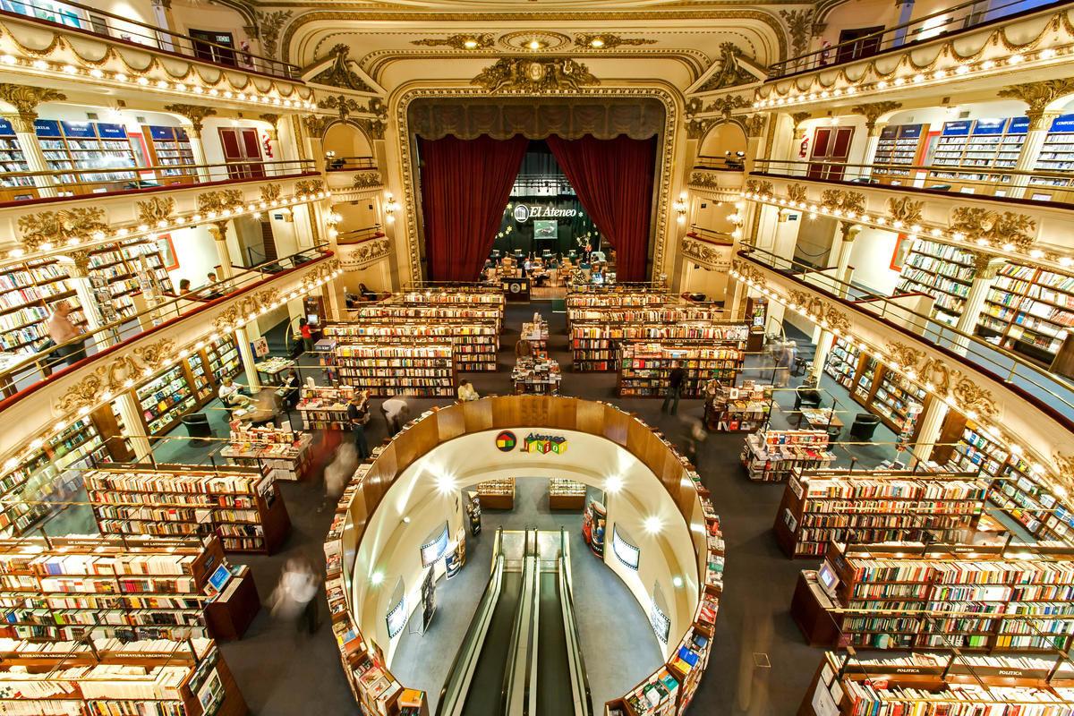 Livraria El Gran Ateneu Splendid