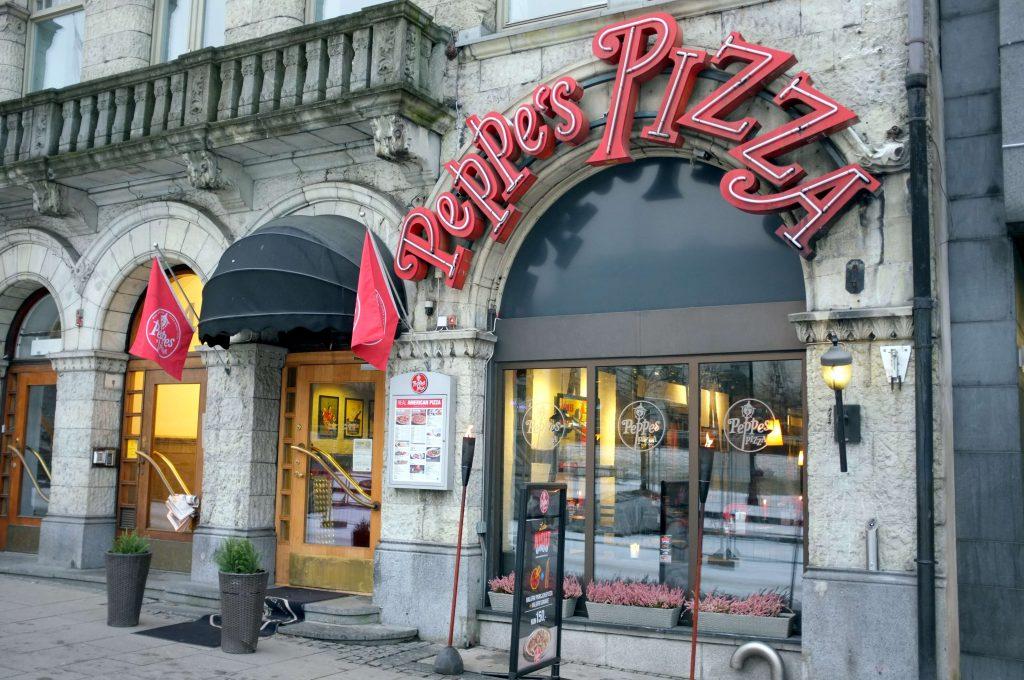 Peppe's Pizza, principal rede de pizzarias da Noruega